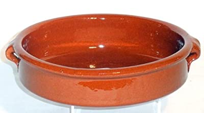 Genuine Terracotta 20cm Round Dish Set Of 2 from Be-Active