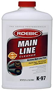 roebic foaming root killer instructions