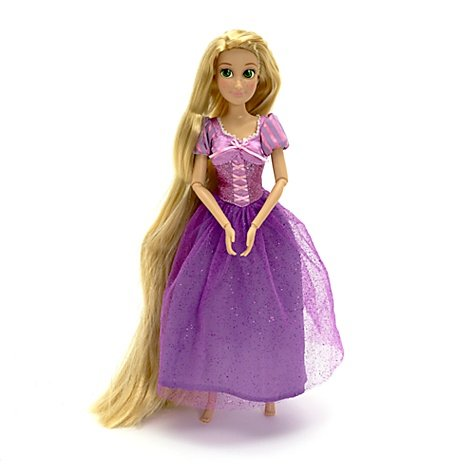 "Disney Tangled Rapunzel Classic Fashion Barbie Doll — 12"" als Geschenk"