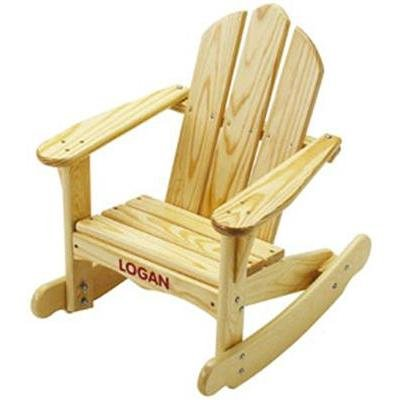Little Colorado Adirondack Rocking Chair