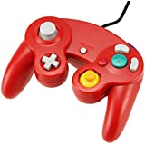 MuchBuy Game Controller Pad for Nintendo Gamecube GC Wii-Red