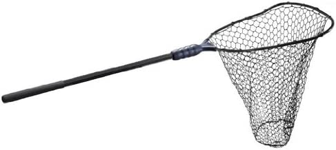 Ego Large with 24-Inch Deep Rubber Landing Net