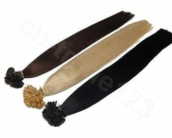 50 extensions vrais cheveux cheveux 80 cm 1 5 g m ches m ches pour soudure couleur. Black Bedroom Furniture Sets. Home Design Ideas