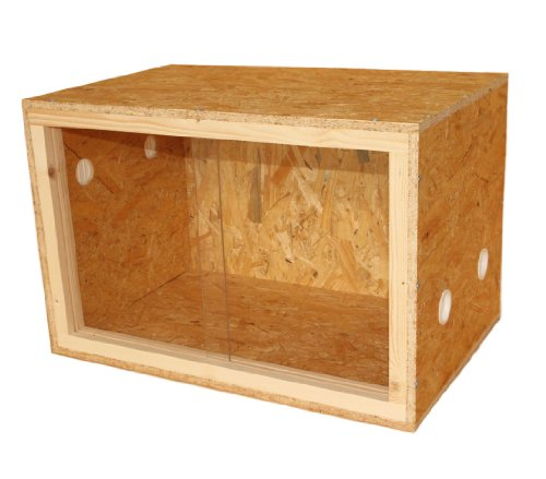 Dehner-Reptilien-und-Amphibien-Zubehr-Terrarium-Classic-ca-60-x-40-x-40-cm-Holz