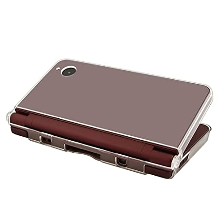 eForCity Crystal Case for Nintendo DSi LL, Clear