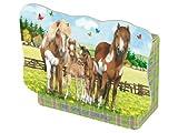 Horse-Family-Mini-Puzzle