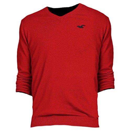 hollister-jersei-basico-manga-larga-para-hombre-rojo-rosso-x-large