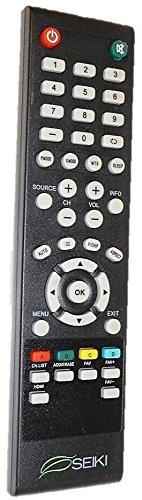 Seiki Se50Fy28 Led Hdtv Remote Control