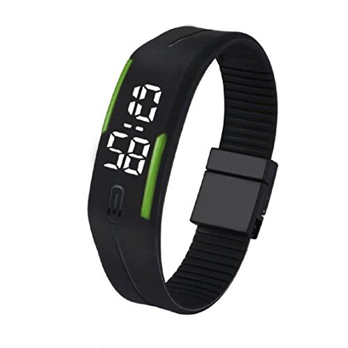 Vovotrade-Frauen-der-Mnner-Gummi-LED-Uhr-Datum-Sports-Armband-Digital-Armbanduhrgrn