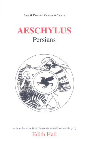 Persians (Ancient Greek Edition)