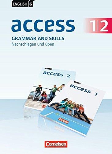 english-g-access-allgemeine-ausgabe-band-1-2-5-6-schuljahr-grammar-and-skills