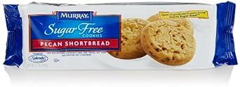 Murray Sugar Free Pecan Shortbread Cookies