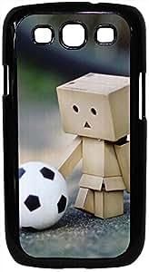 FCS Printed 2D Designer Hard Back Case For Samsung Galaxy S3 Design-20451