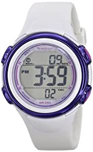 Armitron Sport Women's 45/7037WHT Sport Watch with White Band