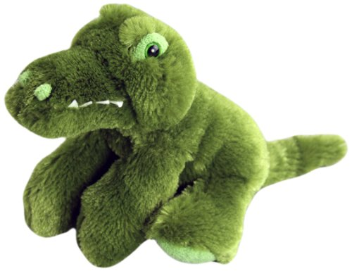 "Purr-Fection Gomez Junior Snuggle Ups Alligator 8"" Plush"