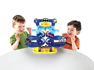 Fisher-Price DC Super Friends Batman Spiral Speedway
