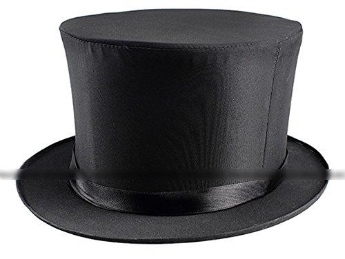マジック折りたたみ帽子 シルクハット