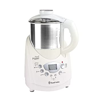 pas cher russell hobbs 18356 56 blender chauffant soup master 1000 w bol inox 1 5 l forum magasin. Black Bedroom Furniture Sets. Home Design Ideas