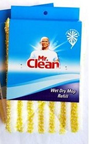 Mr. Clean Wet Dry Mop Refill (Mr Sweeper compare prices)