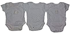 Wise Guys Summer Collection Unisex Rompers for Babies Cotton Clothing Set (Pack of 3) (0 to 3 Months) CLOTHSET9