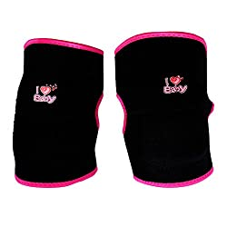 Footful Thick Sponge Children Sport Knee Pad Cycling Skating Soccer Kneelet Support