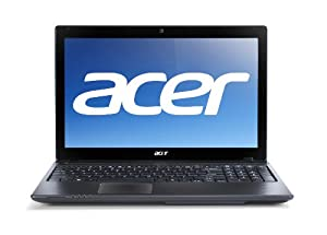Acer AS5560-Sb256 15.6-Inch Laptop (Mesh Black)