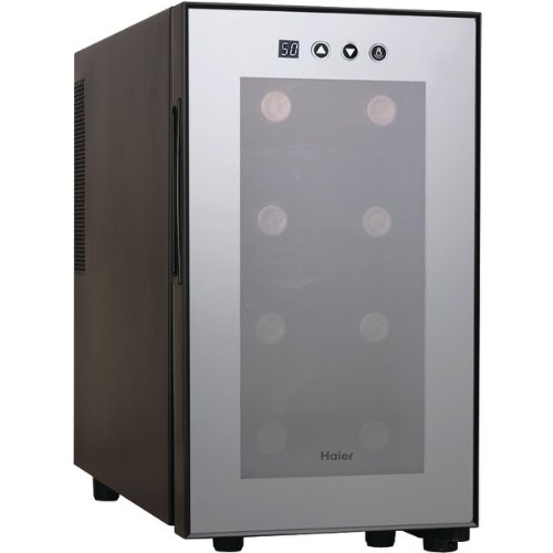 Haier HVTM08ABS 8-Bottle Wine Cellar  Electronic