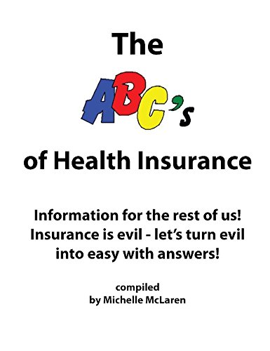 The ABC's of Health Insurance: Information for the rest of us!