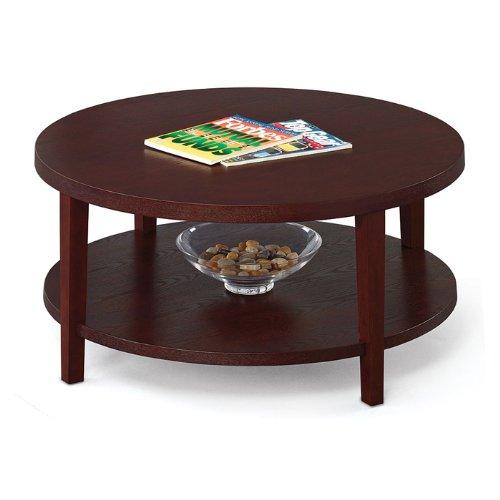 Six Merge Round Coffee Table Set B008R5FF3M Coffee Table Bargain