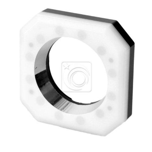 Cowboystudio Led12 Digital Macro Led Ring Light Flash For Canon Eos, Nikon, Sony Alpha, Olympus And Pentax Digital Slr Cameras