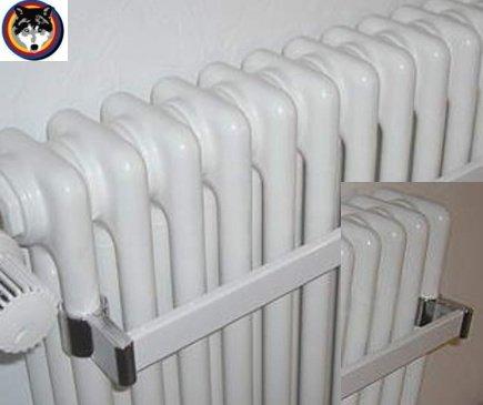 Arbonia-Handtuchhalter-fr-Rhrenradiator-weiss-Lnge-whlbar-krzbar-Zehnder-400-mm