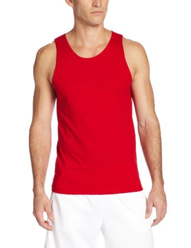 Russell Athletic Men's Basic Cotton Tank