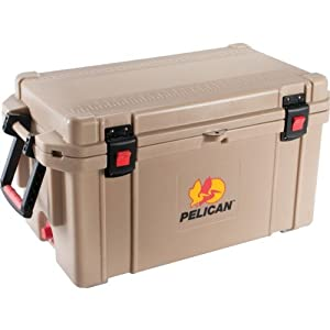 32-65Qoctan Elite Cooler 65-Qttan by Pelican