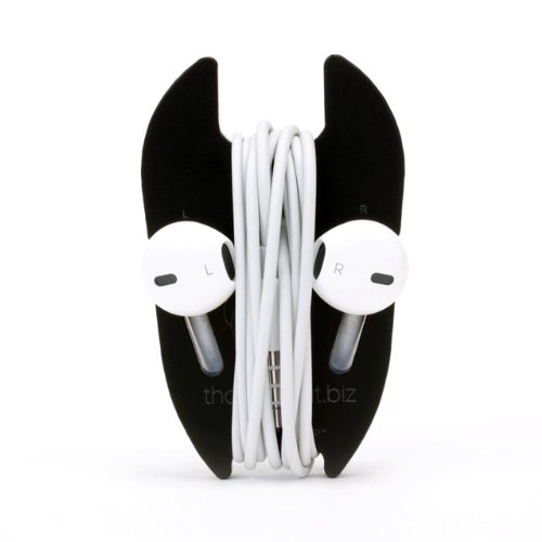 Thought Out Devil Head - Headphone Wrap And Wrench