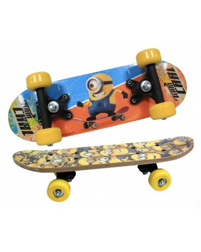 Despicable-Me-Minion-Skateboard-Perfect-for-Minion-fans-Board-length-approx-16