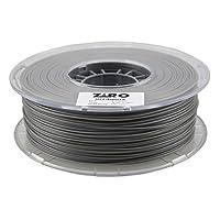 FilamentDirect 3D Printing Filament PLA 1.75 mm Gray from FilamentDirect.com