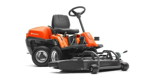 Husqvarna 967181801 R120S Articulating Riding Mower, 42-Inch picture