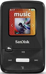 Sandisk Sansa Clip Zip Lecteur mp3 écran 1,1