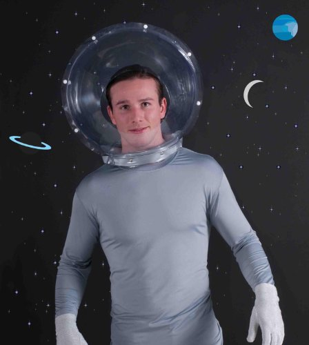 Forum Novelties Inc - Space Helmet (Adult)