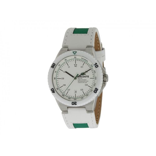 Lacoste Men's Quartz Watch TORONTO 2010563 with Leather Strap