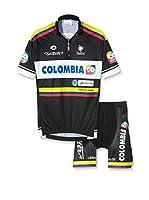 MOA Conjunto Deportivo E13 Colombia (Negro / Multicolor)