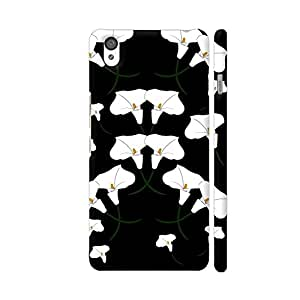 Colorpur Calla Lily Designer Mobile Phone Case Back Cover For OnePlus X | Artist: VanessaGF