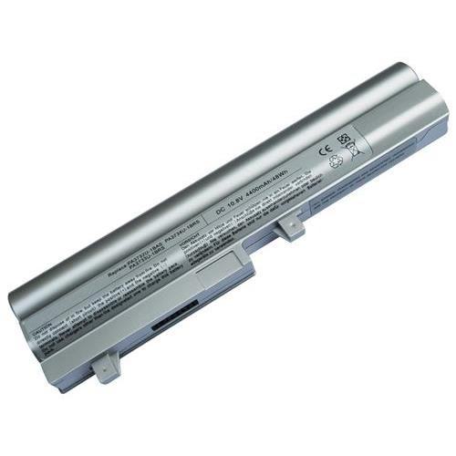 Click to buy TOSHIBA mini NB205-N210,mini NB205-N211,mini NB205-N230 4400mAh/48Wh 6 Cell Li-ion 10.8V Silver Compatible Battery - From only $27.32