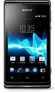 Sony Xperia E Sim Free Smartphone - Black