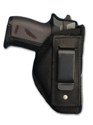 Barsony Gun Concealment Inside The Waistband Holster for Taurus TCP 738 .380 right (Taurus Tcp 738 Clip compare prices)