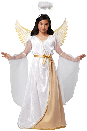 California Costume Collection - Guardian Angel Child Costume