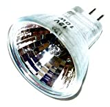 Hikari 00197 JCR-8297 MR11/12V/10W/G4/30Deg MR11 Halogen Light Bulb