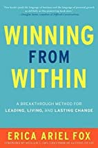 Winning from Within : A Breakthrough Method…