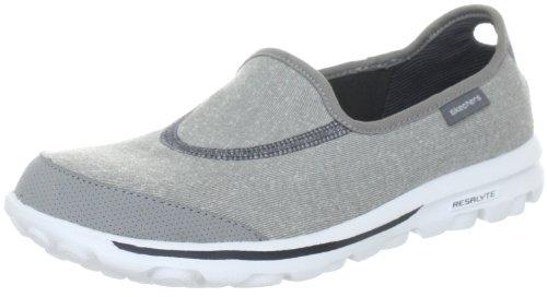 Skechers Go Walk Slip on Shoe,Grey,9.5 M US