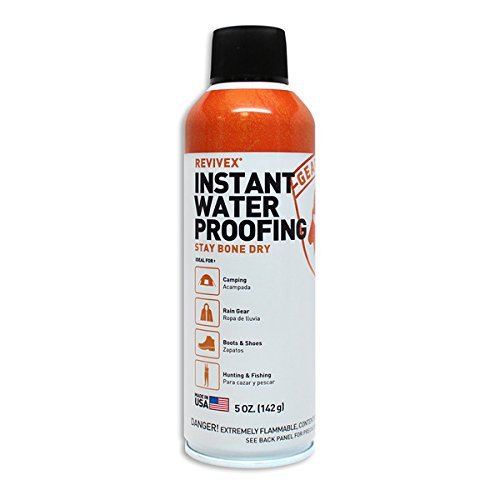 Gear Aid ReviveX Instant Waterproofing Spray, 5 Ounce (Tent Waterproof Spray compare prices)